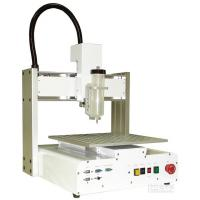 Buy cheap High speed Automatic Dispensing Machine Robot / Epoxy Dispensing Machine With Brake Motors product