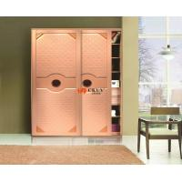 Buy cheap Sensor Automatic Sliding Gate Kitchen Cabinet Sliding Doors With Pulleys / Latch product