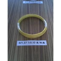Buy cheap RF1.37 RF Super-thin coaxial RF cable product