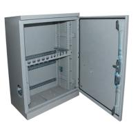 Buy cheap Wall Mountable Small Size Standard Network Server Cabinet For Network Center Telecom Room product