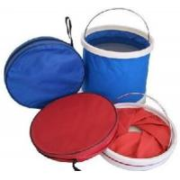 Buy cheap Folding Bucket,Car Washing Kit, Collapsible Fishing Bucket product
