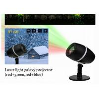 Buy cheap Image Galaxy Laser Light Projector 110v 10 Watt 180 Degree Adjustable Angle product