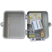 Buy cheap HSGFKSW-32 Fiber Distribution Box / Outdoor Optical Cable Distribution Box product