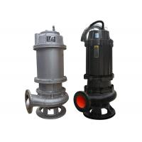 China Drainage Fecal Sewage Sump Pump , Waste Water Pump For Dirty Water on sale