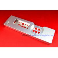 Buy cheap Audio Plate CNC Machining Process , Carbon Steel CNC Machined Components product