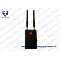 Buy cheap 100 Meters Portable High power 315MHz 433MHz Car Remote Control Jammer product