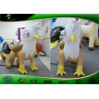 Buy cheap Digital Printing Inflatable Cartoon Characters Bouncy Animals Vulture For Kids product