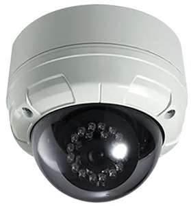 Buy cheap Waterproof IP66 NTSC 768(H) * 494(V) 480TVL IR - CUT CCD Dome CCTV Systems Camera product