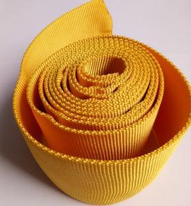 Buy cheap Industrial Nylon Hollow Ribbon Nylon Tube Webbing For Pipe Sleeve from wholesalers