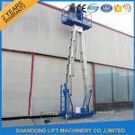 Buy cheap 4 - 20 m Aluminium Aerial Work Platform Lift product