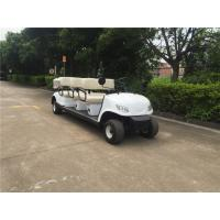 Buy cheap 24km/H 6 Seater Electric Car , Electric Club Golf Carts 48V/3KW With Bucket Y065 product