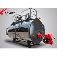 Thermal Efficiency 95% Oil Fired Steam Boiler 1.25MPa Working Pressure