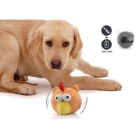 Buy cheap Lifelike Battery Operated Plastic Pet Toy Ball Multi Colors For Boredom product
