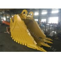 Buy cheap Mining Rock bucket for Hitachi Excavator EX1200 with Hardox material from wholesalers