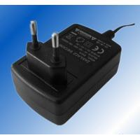 Buy cheap UL CE FCC SAA Approved IEC60950-1 External 24V 18W Wall Mounted Power Adapter product