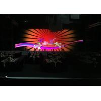 Buy cheap Large Flexible LED Advertising Display / LED Video Display Screen For Stage from wholesalers