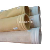 Buy cheap Nomex / PPS / P84 / Polyimide / PTFE Industrial Bag Filter for Dust Collector System apply to Power generation plant product