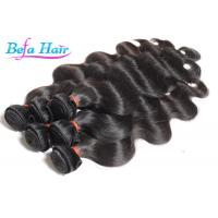 China Unprocessed 8 / 10 Body Wave Brazilian Virgin Hair Red Violet Hair Extensions on sale
