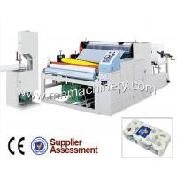 Buy cheap Semi Automatic Toilet Paper Roll Machine product
