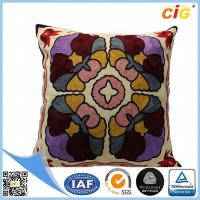 Buy cheap Embroidery Modern Fashion Decorative Throw Pillows Covers Indoor. product