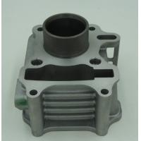 Buy cheap 50cc Motorcycle Cylinder Block For SYE Taiwan Sanyang , Aluminum Alloy Cylinder product