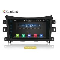 Buy cheap Nissan Navara Android Car Video Player  With1024X600 Android Os Touch Screen Mirror Link product