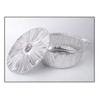 Buy cheap Baking Aluminum Foil Pans Pie Dishes / Cake Dishes Customized Shape product