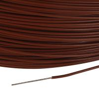 Extruded FEP Insulated Teflon Hook Up Wire Colorful Cover Rohs Compliance