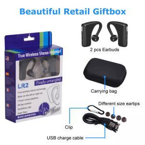 China Wholesale Ear Hooks Style LR2 wireless bluetooth headphone, wireless bluetooth earphone, wireless bluetooth headset on sale