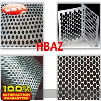 Buy cheap perforated sheet metal supplier from wholesalers
