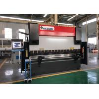 Buy cheap Door Frame CNC 500 Ton Press Brake Machine With 7 Axis / 6000mm Bending length from wholesalers