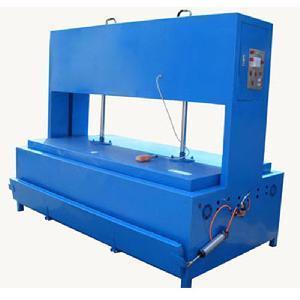 Buy cheap 2400mm X 1200mm Semi-Auto Acrylic Vacuum Forming Machine product