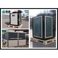 Buy cheap OEM Indoor Air Source Heat Pump / Heat Pump Air Conditioning System 25HP from wholesalers