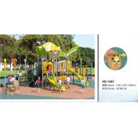 Buy cheap Kids Outdoor Playsets Playground LLDPE Plastic Playground Amusement Park Children Play House Outdoor Equipment from wholesalers