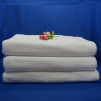 Buy cheap Thick White 70x150cm Hotel Bath Towels product
