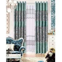 Buy cheap Colorful Wide Modern Ready Made Blackout Curtains Csutom Room Divider Curtain product