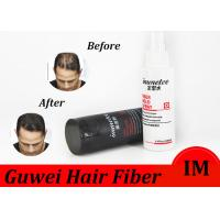 Buy cheap Safe Hair Fill In Powder For Thin Hair , Hair Treatment Fibers Growth Suddenly from wholesalers