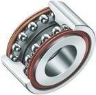 China angular contact ball bearing 7306C single row bearing 30*72*19mm NTN bearing on sale