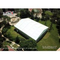 Buy cheap 500 Capacity 20x30m Aluminum Frame Luxury Wedding Ceremony Tents from wholesalers