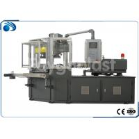Buy cheap HDPE / PP Small Bottle Injection Blow Molding Machine , Fully Automatic Blow Moulding Machine product