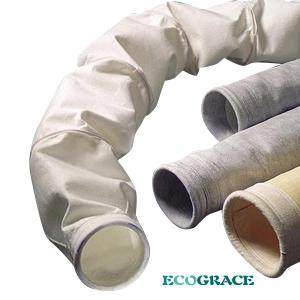 Buy cheap Homopolymer Acrylic Filter bag Homo Acrylic Needle Felt Cement Plant product