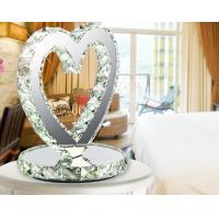 Buy cheap 2015 New  Modern fashion led crystal table lamps Bedside art deco table lamps product