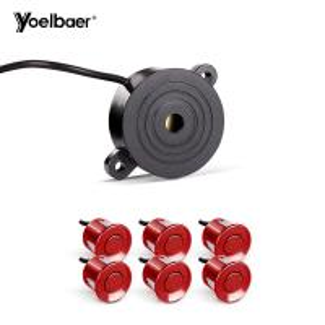 Buy cheap 12V Front And Back Car Sensors Automotive Proximity Sensor With Buzzer product