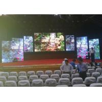 Buy cheap 500mm x 500mm HD Indoor 4.81mm Full Color Die-casting Aluminum Cabinet Stage from wholesalers
