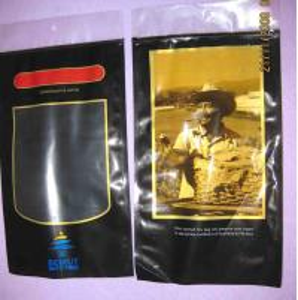 Moisturized Cuba , Havana Cigar Plastic Bags with Color Printed