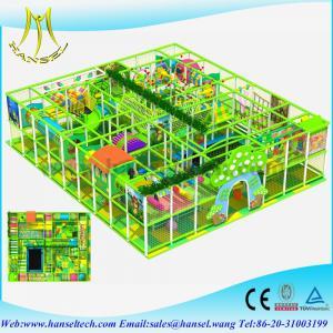 Hansel CE Standard Kids baby children indoor playground mcdonalds with indoor playground