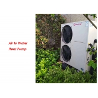Buy cheap Meeting House Heating System R410A R32 Smart Control Evi Air Source Heat Pump product