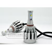 Buy cheap H3 Auto Led Headlights / 12 Voltage 50w Cree Automotive Headlight Bulbs from wholesalers