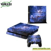 China Fashion design ODM vinyl skin cover for Sony PS4 Playstation 4 protective skin sticker on sale
