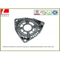 Buy cheap OEM Clear Color Aluminium Pressure Die Casting Sandblast Parts For LED Light product